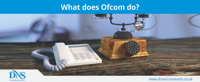 What does Ofcom do?