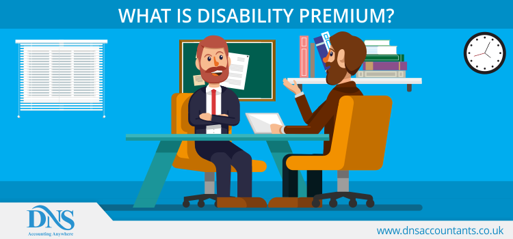 What is Disability Premium?