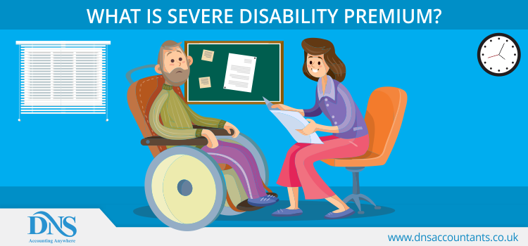 What is Severe Disability Premium?