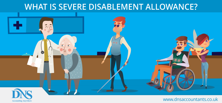 What is Severe Disability Allowance?