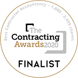 Best Contractor Accountancy 1000-2499 Clients