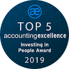 DNS Associates Accounting Excellence Investing in people Award