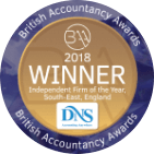 DNS Associates British Accountancy Award