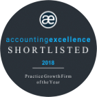 DNS Associates Accounting Excellence Shortlisted